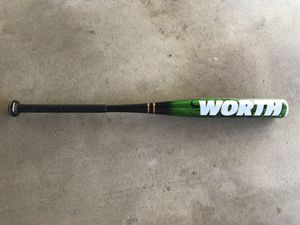 Worth Wicked Little League Bat // 31 Inches & 20 Oz for Sale in Garden Grove, CA