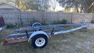 Boat Trailer No Title for Sale in San Antonio, TX