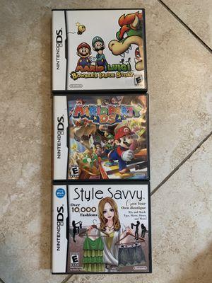 Nintendo DS Games bundle for Sale in Miami, FL