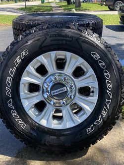 F250 Rims for Sale in Fort Lauderdale,  FL