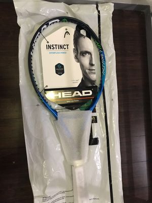 Brand New Head Instinct Tennis Racket for Sale in Miami, FL