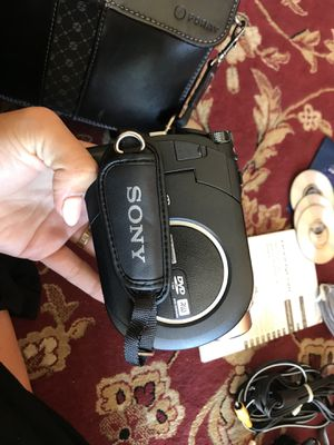 Sony digital video camera recorder for Sale in Dearborn Heights, MI