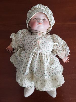 Antique Grace S Putnam Bisque Porcelain Doll circa 1923 for Sale in Anaheim, CA