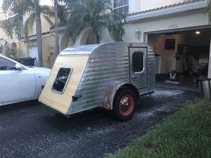 1958 Serro Scotty Sportsman Teardrop Camper for Sale in Pembroke Pines, FL