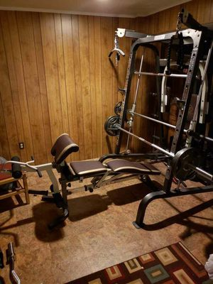 Gym full equipment for Sale in Springfield, VA