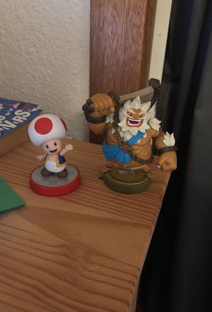 Nintendo Switch Amiibos for Sale in Everett, WA
