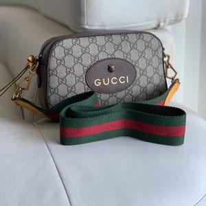Gucci Crossbody Purse GG Supreme Messenger Bag for Sale in Newport Coast, CA
