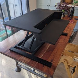 Standing Desk Converter - Like New for Sale in San Diego, CA