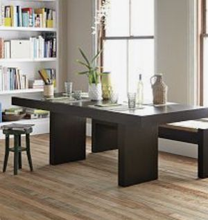 West Elm dining set+ Ikea dining chairs for Sale in Dallas, TX
