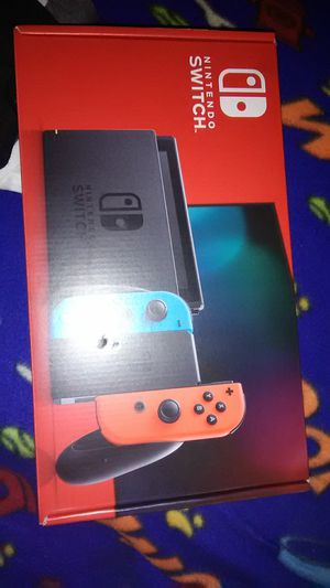 Brand new Nintendo switch for Sale in Rosemead, CA