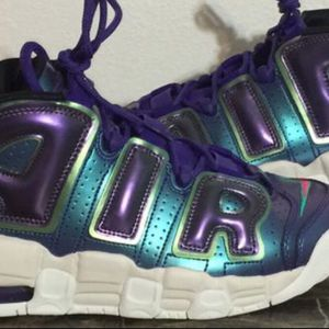 NIKE AIR UPTEMPO SIZE 7Y $50 FIRM for Sale in Kissimmee, FL