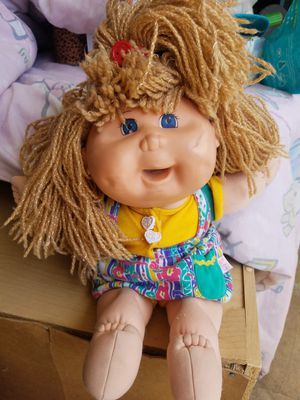 RECALLED vintage cabbage patch doll snacktime for Sale in Henderson, NV