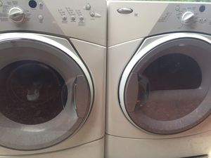Whirlpool Front load washer and dryer for Sale in Kent, WA