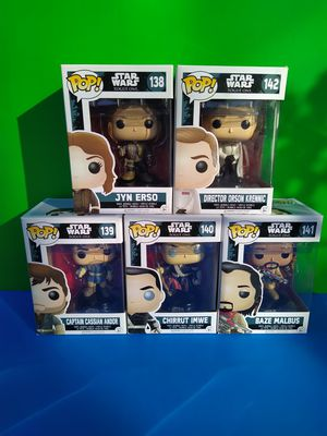 Star wars Funko pops for Sale in Huntington Park, CA