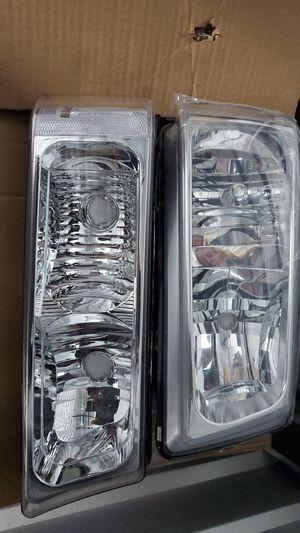 Chevy Silverado headlights for Sale in Roy, WA