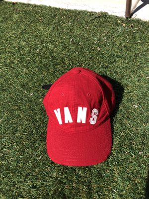 Vans Cap Suede (Strap back) for Sale in Chula Vista, CA