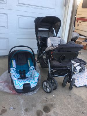 Stroller and car seat for Sale in Union City, CA