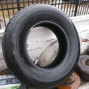 205/75R14 Trailer Tire 6 ply for Sale in Calumet City, IL