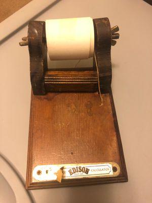 Edison cordless calculator for Sale in Roanoke, VA