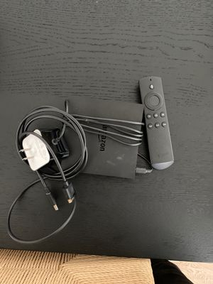 Amazon fire tv with remote for Sale in Seattle, WA