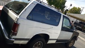Chevy s10 blazer for Sale in Santa Ana, CA