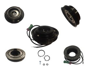 AC COMPRESSOR CLUTCH KIT PULLEY COIL PLATE FITS 2000 - 2009 VOLKSWAGEN PASSAT CC for Sale in Vancouver, WA