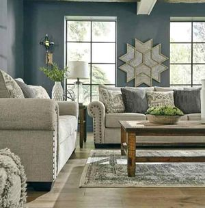✨ New Ashley ✨ Zarina Jute Living Room Set for Sale in Jessup, MD