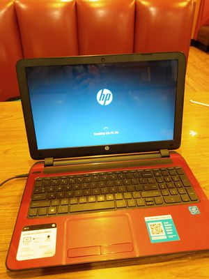 HP 15-f272 laptop. GREAT CONDITION for Sale in Phoenix, AZ