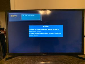 Samsung 30 inch Basic tv for Sale in Lewisville, TX