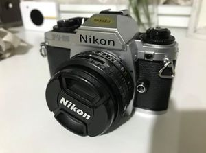 Film Camera Nikon FG-20 for Sale in Dallas, TX