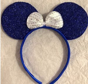 Blue Mickey ears for adults and kids for Sale in Holiday, FL