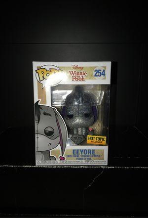 FUNKO POP DISNEY WINNIE THE POOH EEYORE DIAMOND COLLECTION HOT TOPIC EXCLUSIVE for Sale in Montebello, CA