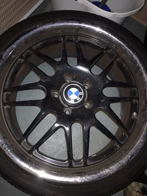 Bmw rims for Sale in National City, CA