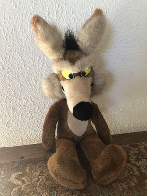 "(IRVING, TX) Vintage Warner Bros. Wile E. Coyote 18"" for Sale in Irving, TX"