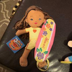 Hawaii plush doll for Sale in Pleasanton,  CA