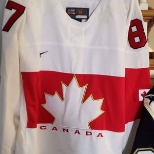 Sidney Crosby Canada Olympics Jersey for Sale in Norristown, PA