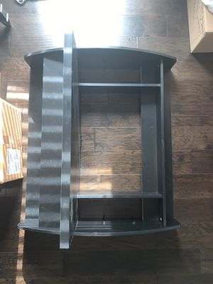 Floating desk -additional shelves and screws included for Sale in Fayetteville, AR
