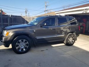 2005 jeep grand Cherokee 5.7 hemi for Sale in Chicago, IL