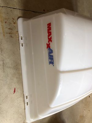 Maxx Air vent brand new w/ hardware & instructions for Sale in Millers, MD