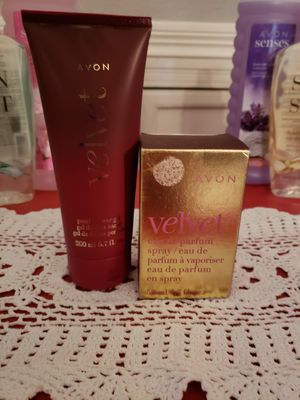 Avon Velvet for Sale in Garfield Heights, OH