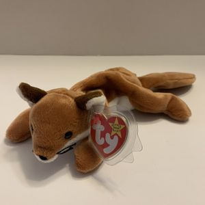 Sly the Fox Beanie Baby, Rare, MWMT, 1996 for Sale in Anaheim, CA