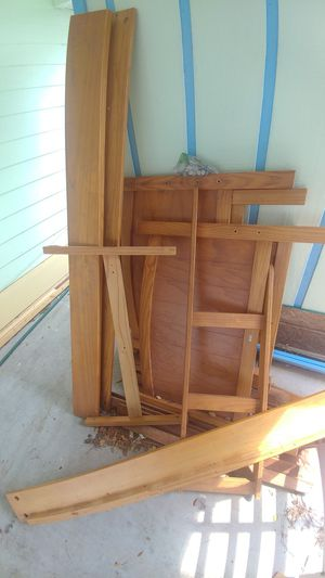 Bunk bed frame for Sale in West Palm Beach, FL