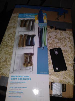 Boot organizer for Sale in Berwyn, IL