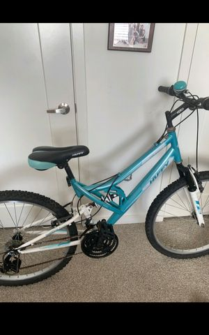 Dual suspension Huffy mountain bike 26 inch for Sale in Miami Beach, FL