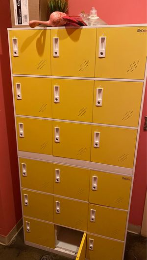 Lockers Storage for Sale in Seattle, WA
