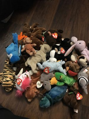 TY beanie babies for Sale in Oakland, CA