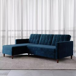 Brand New Blue Futon In Box for Sale in National City,  CA
