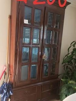 China Cabinet for Sale in Westminster,  CA