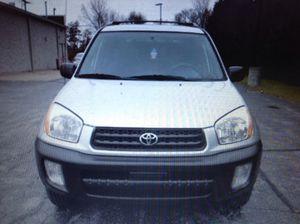 2001 Toyota RAV4 4WD for Sale in Arlington, VA