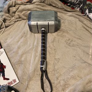 Marvel Thors Hammer for Sale in Roseville, CA